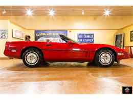 Picture of 1986 Chevrolet Corvette Offered by Just Toys Classic Cars - L42C