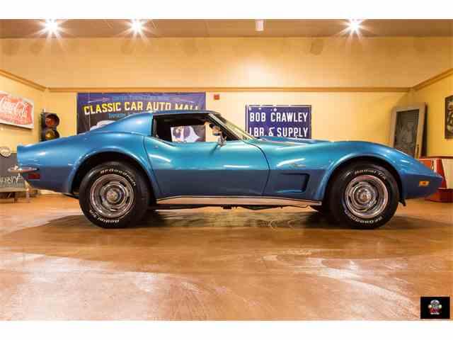 1973 Chevrolet Corvette | 985045