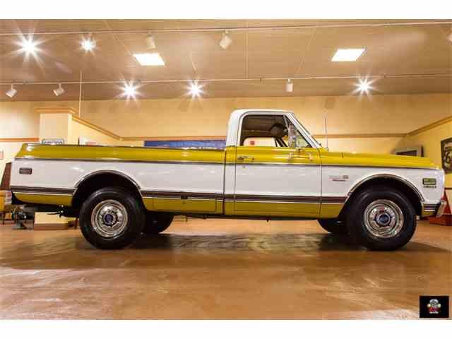 1972 Chevrolet C/K 20 | 985046