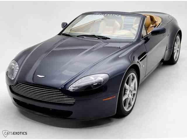 2008 Aston Martin Vantage | 985052