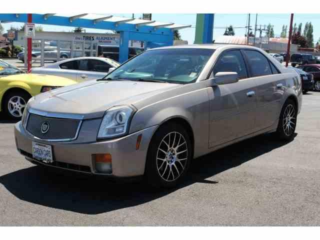2003 Cadillac CTS | 985056