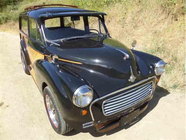 1960 Morris Minor | 985057