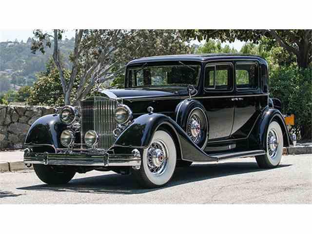 1934 Packard Twelve | 985060