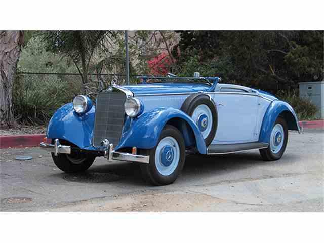 1937 Mercedes-Benz 230 n Roadster   985063