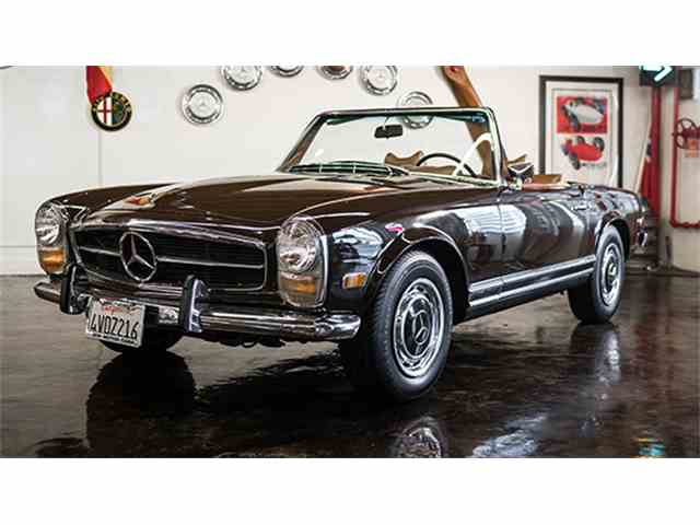 1971 Mercedes-Benz 280 SL 'California Coupe' | 985064
