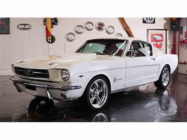 1965 Ford Mustang 'Huffaker' Fastback | 985066