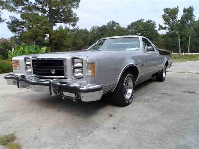 1977 Ford Ranchero | 985070
