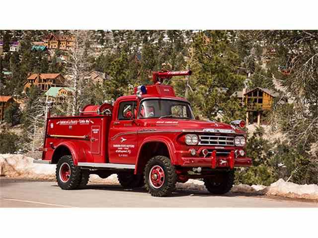 1959 Dodge Power Wagon Little Mo by American LaFrance | 985074