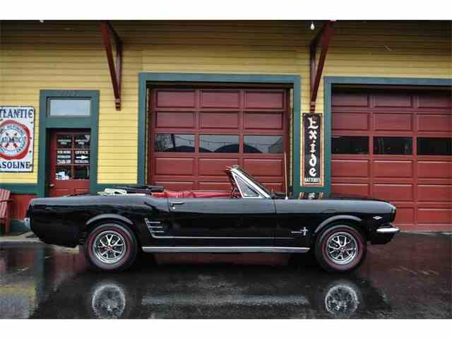 1966 Ford Mustang | 985077