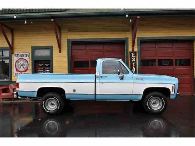 1977 Chevrolet Silverado Trailering Special | 985084