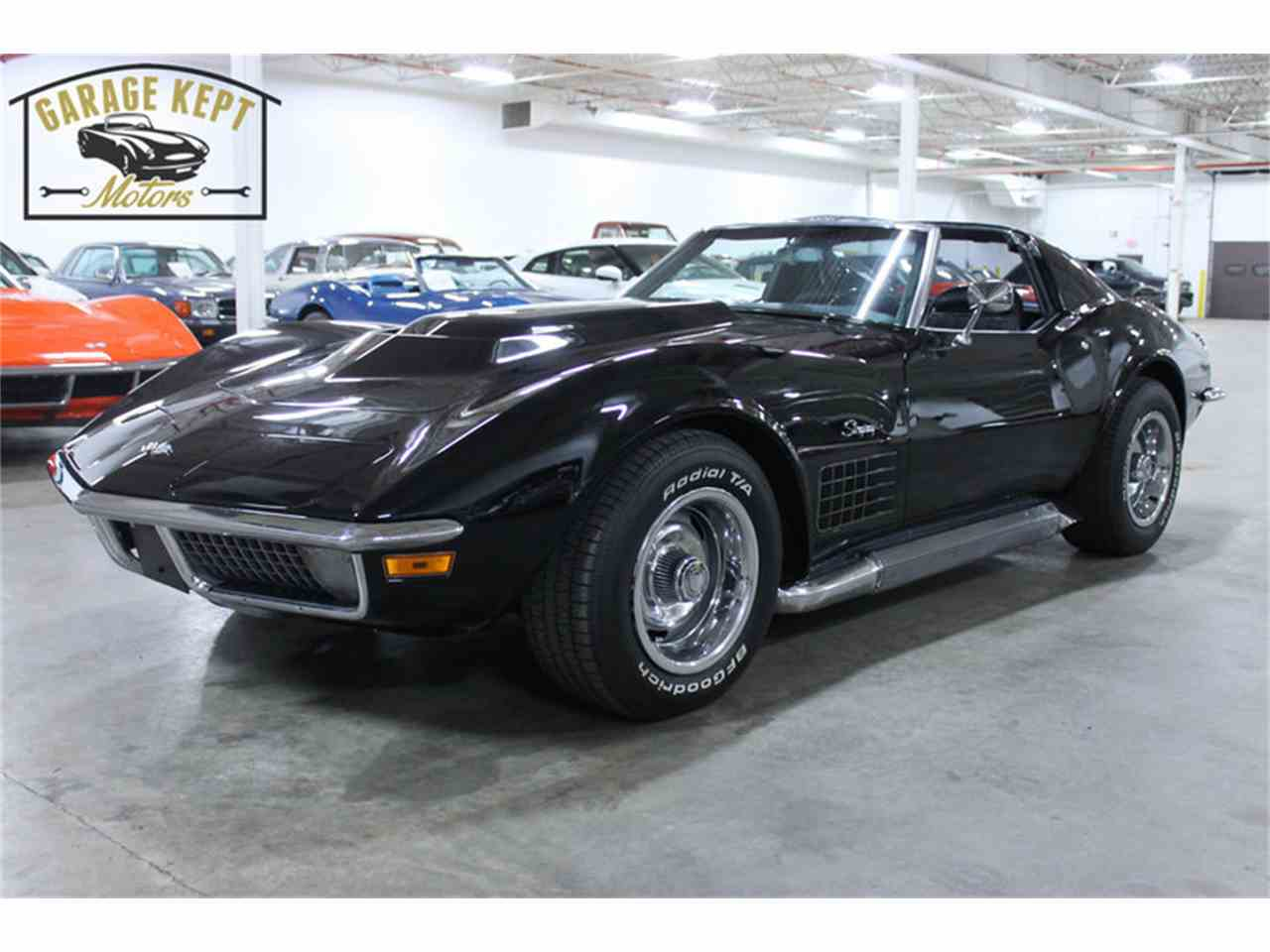 1970 chevrolet corvette for sale cc 985085. Black Bedroom Furniture Sets. Home Design Ideas