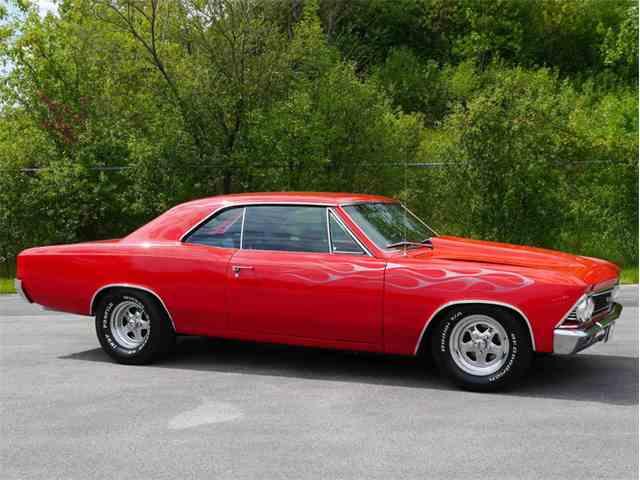 1966 Chevrolet Chevelle | 985088