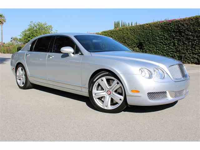 2008 Bentley Flying Spur   985097