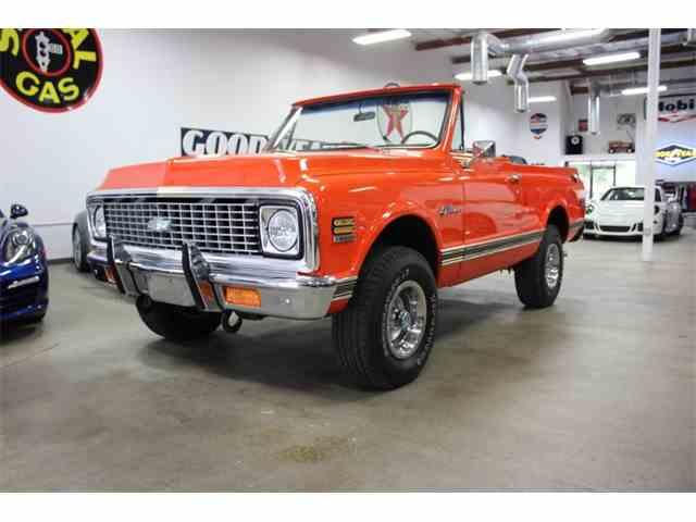 1972 Chevrolet Blazer | 985102