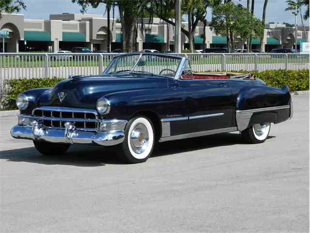 1949 Cadillac Series 62 | 985110