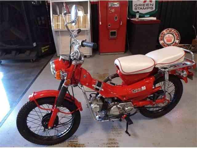 1971 Honda CT 90 | 985111