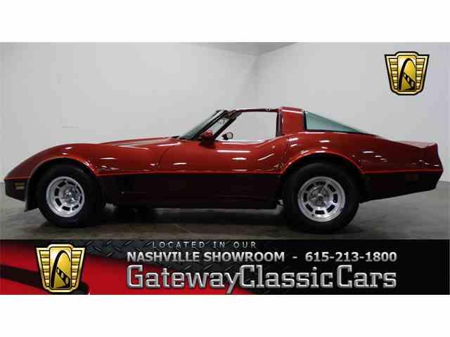 1981 Chevrolet Corvette | 985115