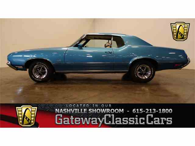 1972 Oldsmobile Cutlass | 985117