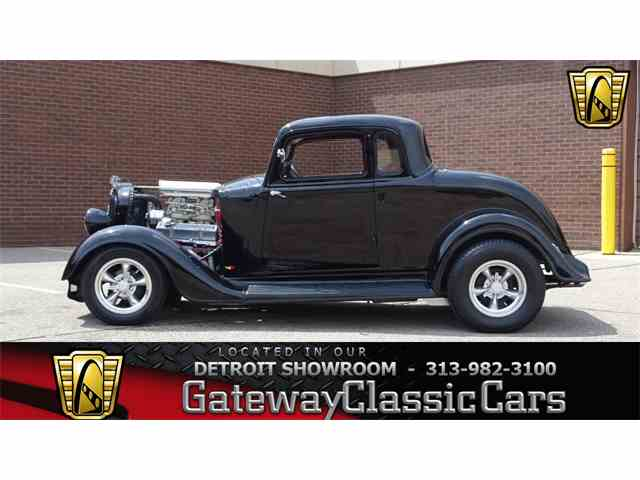1934 Plymouth Coupe | 985119