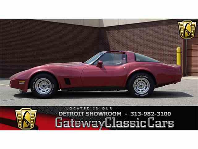 1981 Chevrolet Corvette | 985120