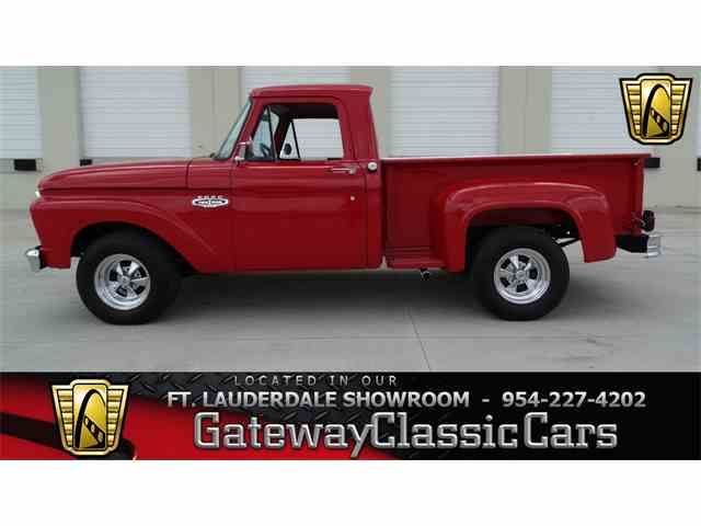 1966 Ford F100 | 985122