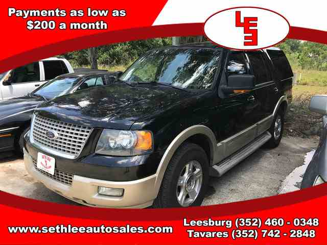 2005 Ford Expedition | 985125