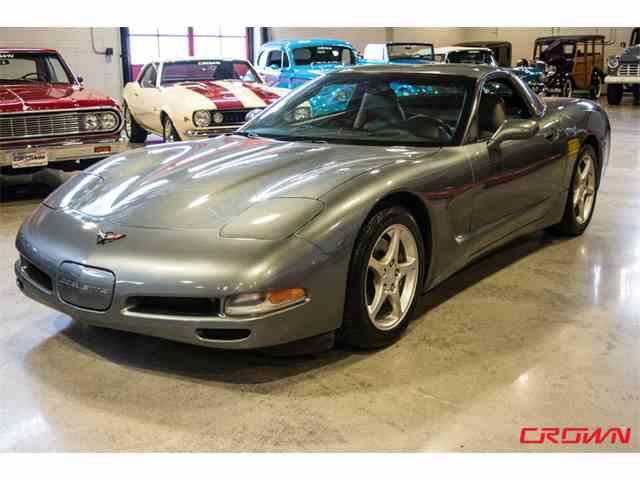 2004 Chevrolet Corvette | 985131