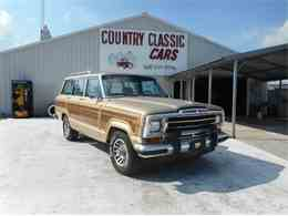 1989 Jeep Wagoneer for Sale - CC-985136