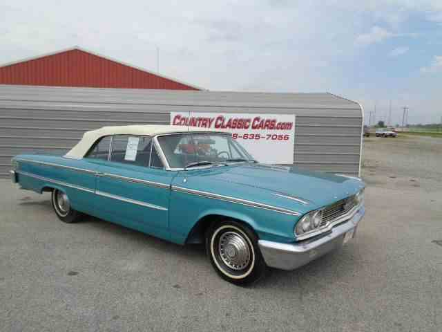 1963 Ford Galaxie | 985137