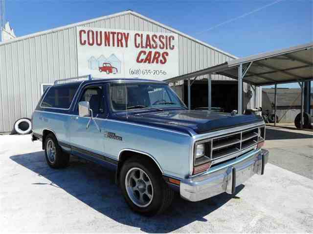 1987 Dodge Ramcharger | 985139