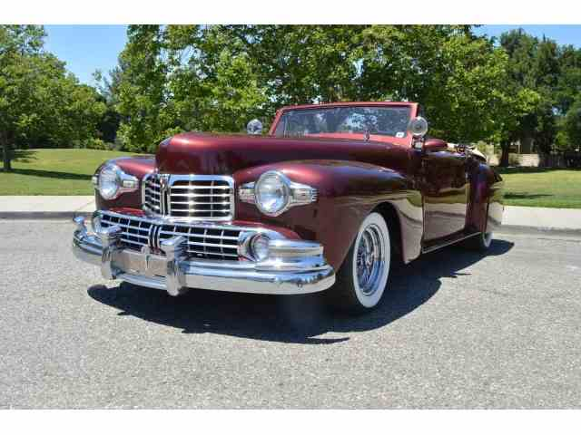 1947 Lincoln Continental Convertible | 985140
