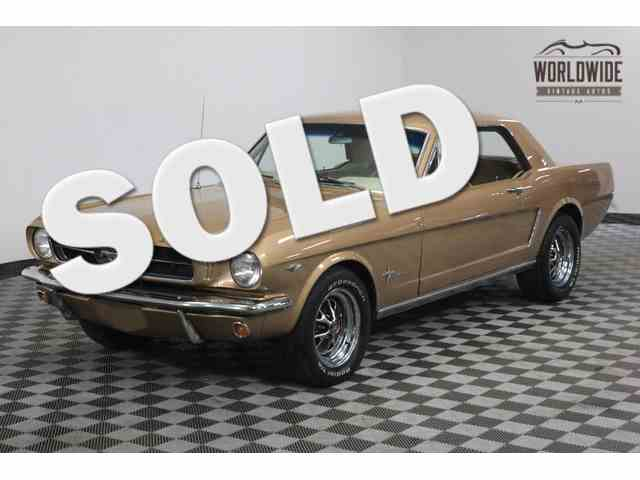 1965 Ford Mustang | 985151