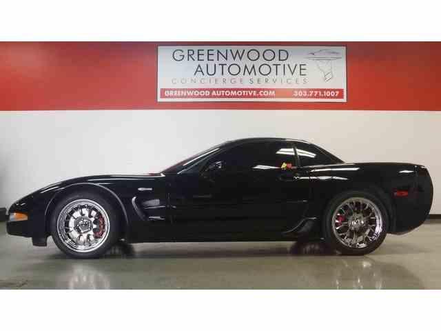 2004 Chevrolet Corvette | 985161