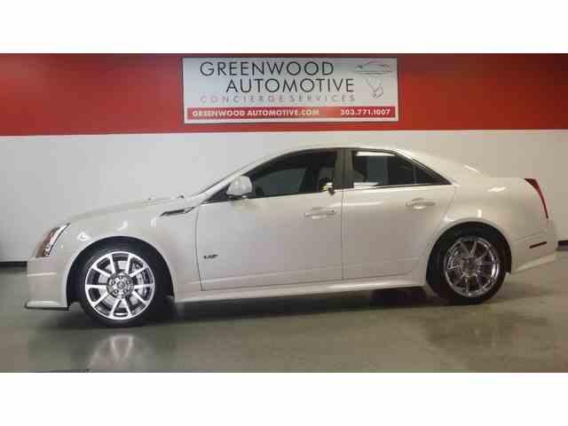 2012 Cadillac CTS-V | 985164