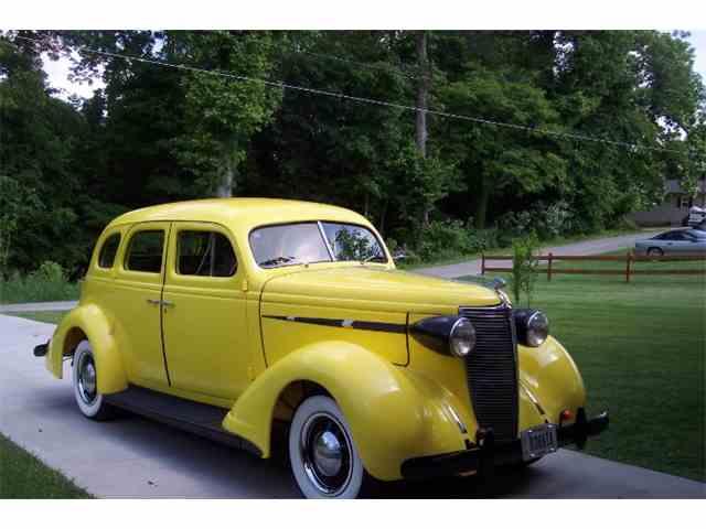 1937 Nash Lafayette | 985165