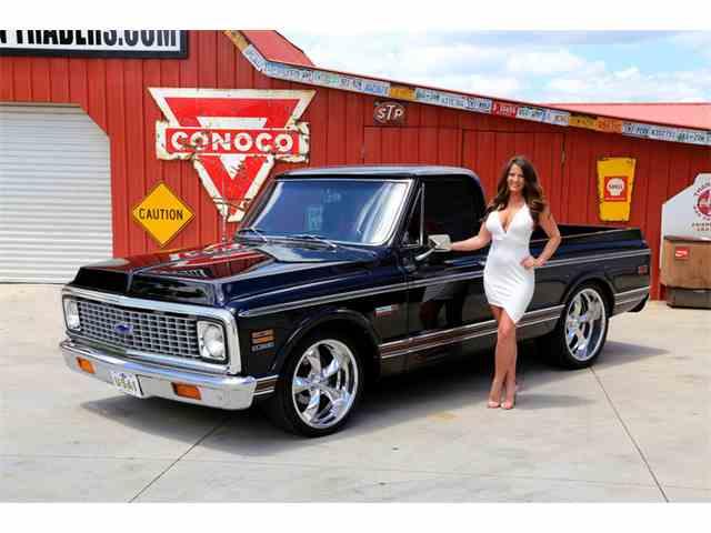 1969 Chevrolet C/K 10 | 985172