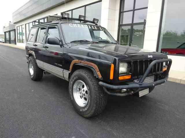 1997 Jeep Cherokee | 985175