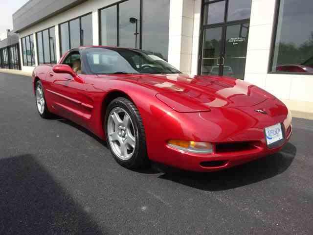 1998 Chevrolet Corvette | 985181