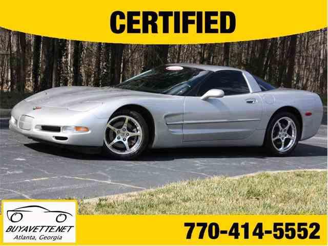 2004 Chevrolet Corvette | 985183
