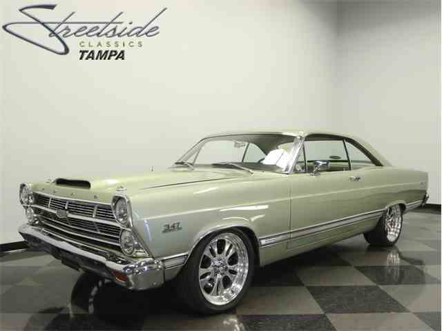 1967 Ford Fairlane 500 XL Restomod | 985184