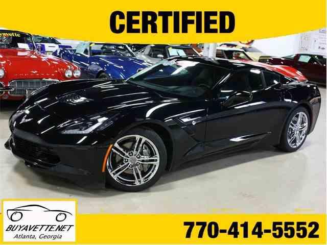 2016 Chevrolet Corvette | 985185