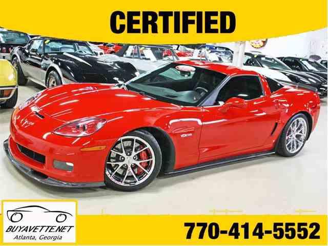 2009 Chevrolet Corvette | 985186