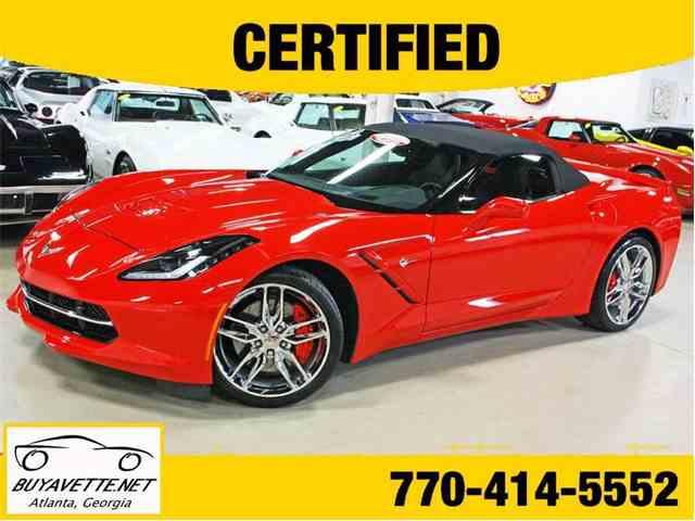 2016 Chevrolet Corvette | 985189