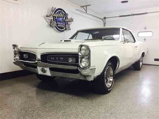 1967 Pontiac GTO | 985195