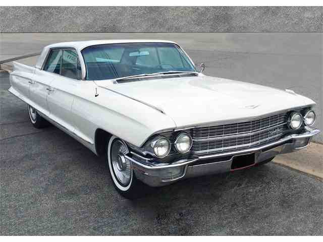 1962 Cadillac Series 62 | 980052