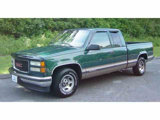 1996 GMC SIERRA EXTENDED CAB | 985206