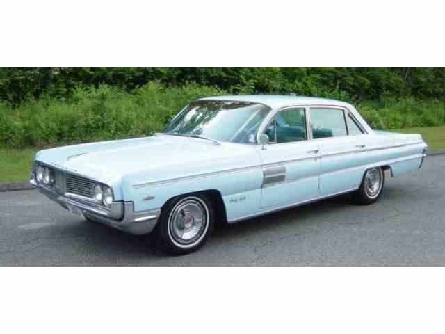 1962 Oldsmobile 98 | 985207