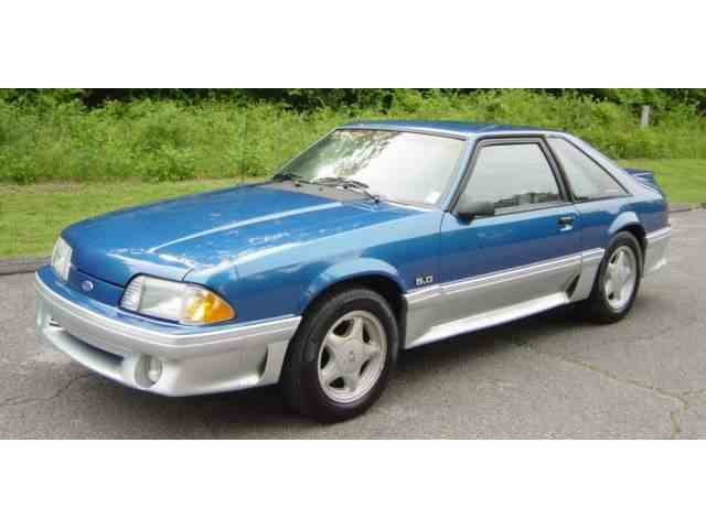 1992 Ford Mustang GT | 985210