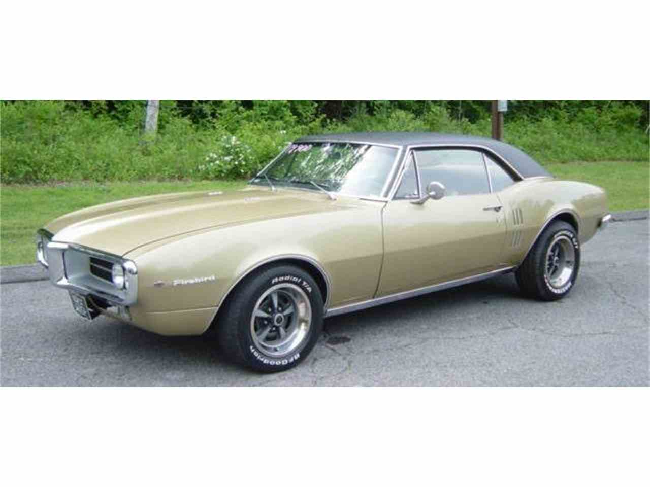 1967 Pontiac Firebird for Sale - CC-985214