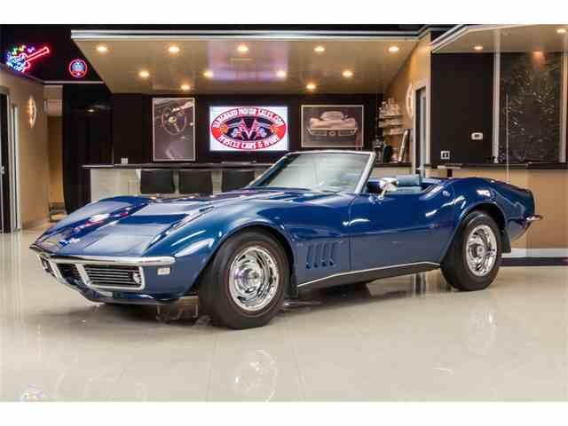 1968 Chevrolet Corvette Convertible 427/435 | 985217